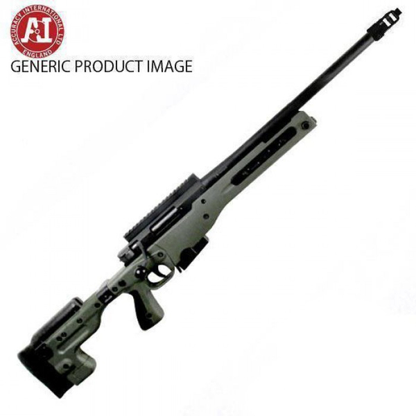 Accuracy International AT Bolt Action .308  Rifles