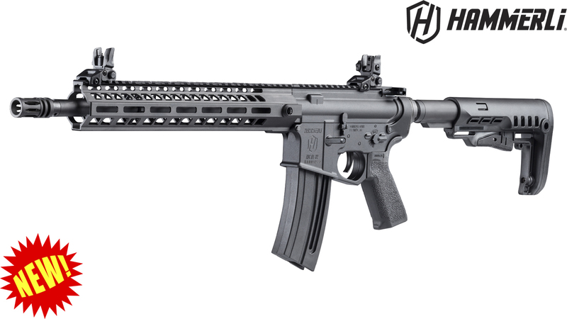 Hammerli tac r1 Semi-Auto .22  Rifles