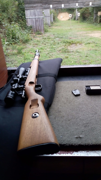 Norinco Mauser 33/40 Bolt Action .22  Rifles