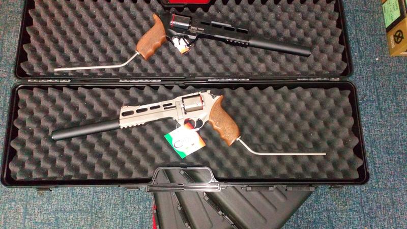 Chiappa Firearms Ltd RHINO 120DS .357  Long Barrel