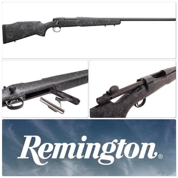Remington 700 Bolt Action 25-06 Rem  Rifles