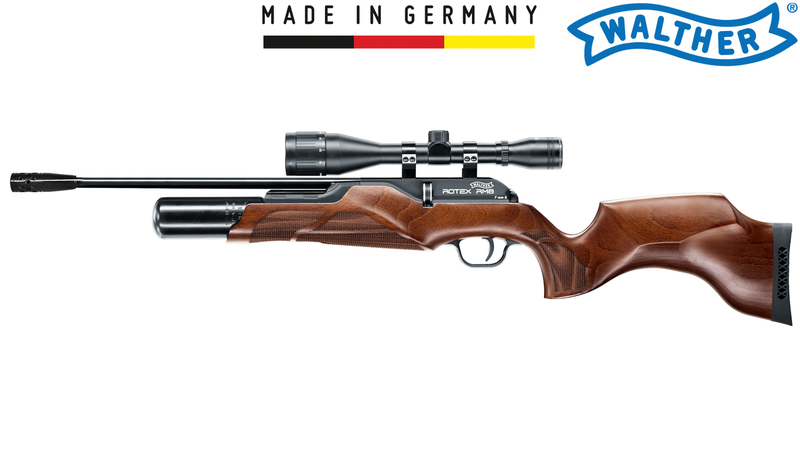 Walther Rotex RM8 .22  Air Rifles
