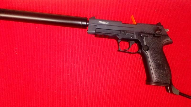 GSG - German Sport Guns GmbH FIREFLY LBP .22  Long Barrel