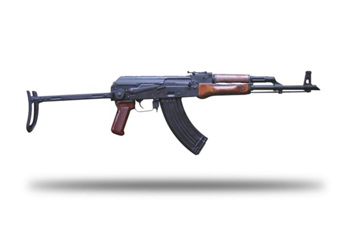 Romanian AK47 AKMS Straight Pull 7.62 x 39  Rifles