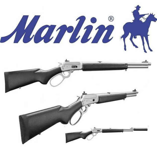 Marlin 1894 CST Lever action .357  Rifles