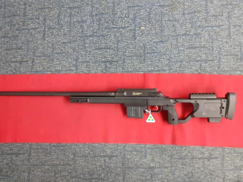 Lithgow Arms LA105 WOMARA Bolt Action 6.5 Creedmoor  Rifles