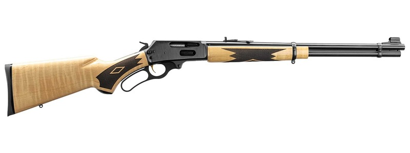 Marlin curly maple 336 Lever action 30-30  Rifles