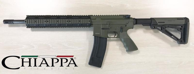 Chiappa Firearms Ltd MFOUR GEN III Semi-Auto .22  Rifles