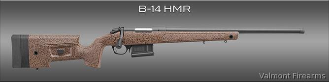 begara b14 HMR Bolt Action .308  Rifles
