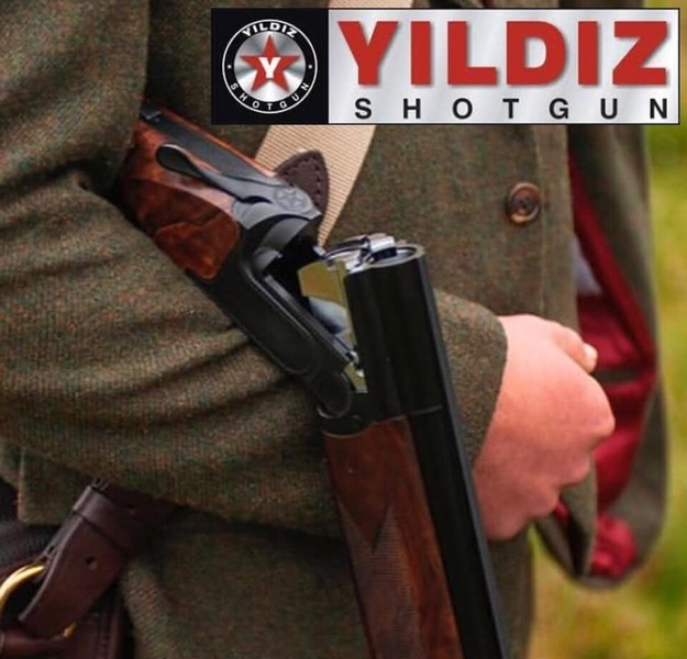 Yildiz pro black  12 Bore/gauge  Over and under