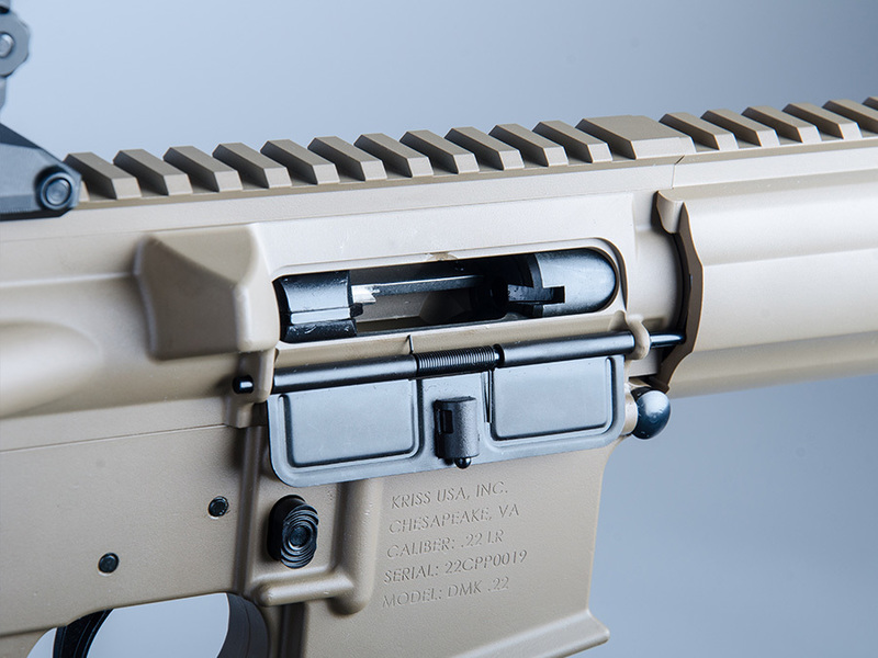 Kriss Defiance DMK22 Semi-Auto .22  Rifles
