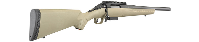 Ruger American Ranch Bolt Action 7.62 x 39  Rifles
