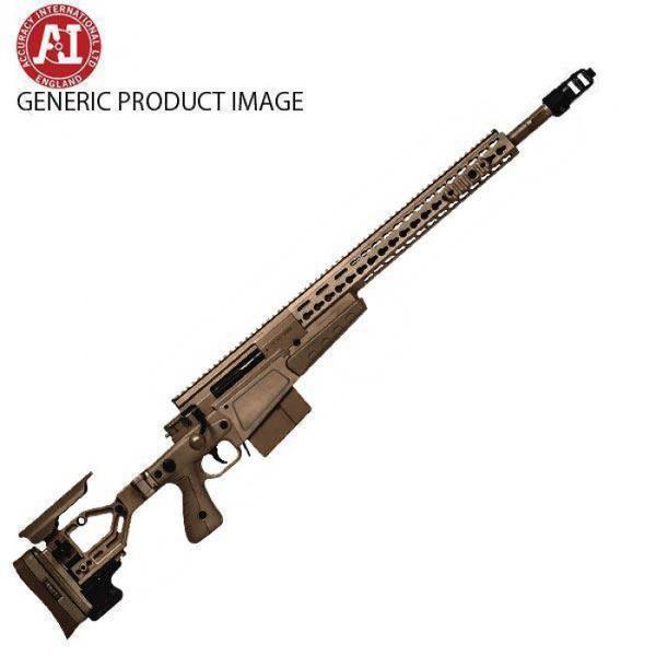 Accuracy International AXMC Bolt Action .338  Rifles