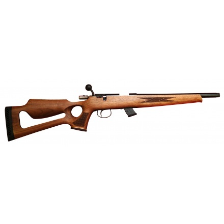 Anschutz Match 64: 1417-U2 G Thumbhole DeLuxe .22LR Bolt Action .22  Rifles