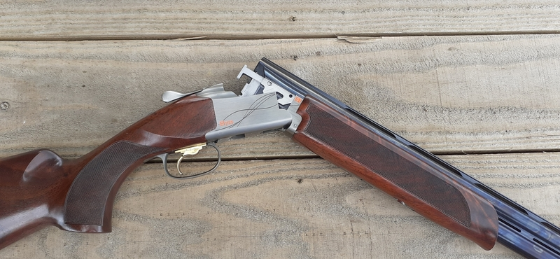 Browning B725 Sporter S1 12 Bore/gauge  Over and under