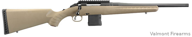 Ruger American Ranch Bolt Action .223  Rifles