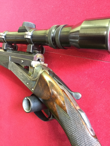 Holland & Holland Single Shot Rifle Single Shot   Rifles