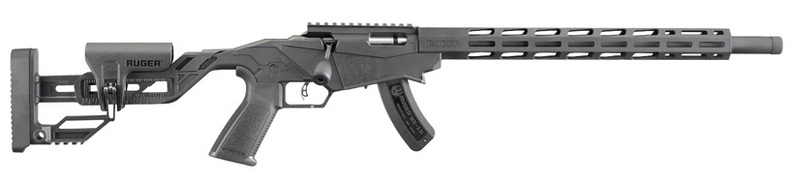 Ruger Precision Bolt Action .17  Rifles