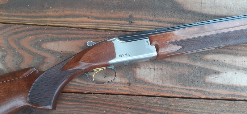 Browning B525 s *Limited Edition* 12 Bore/gauge  Over and under