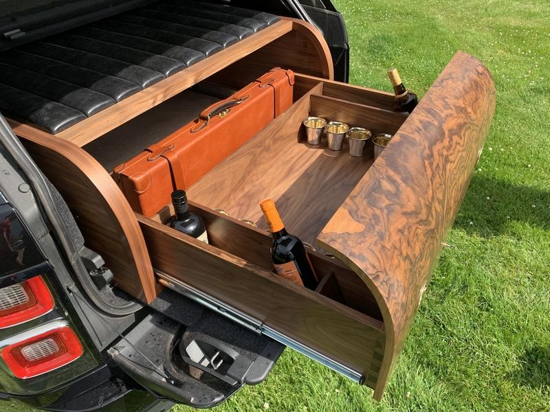 Bespoke gun box Bespoke gun box