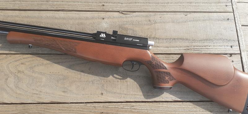 Air Arms S410 .177  Air Rifles