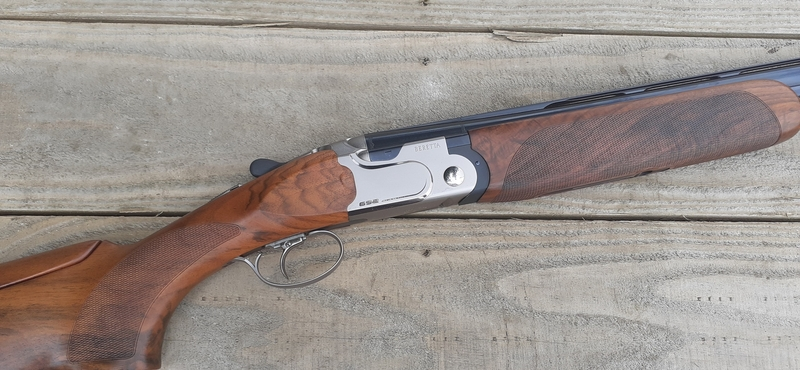 Beretta 692 Sporting Adjustable 12 Bore/gauge  Over and under