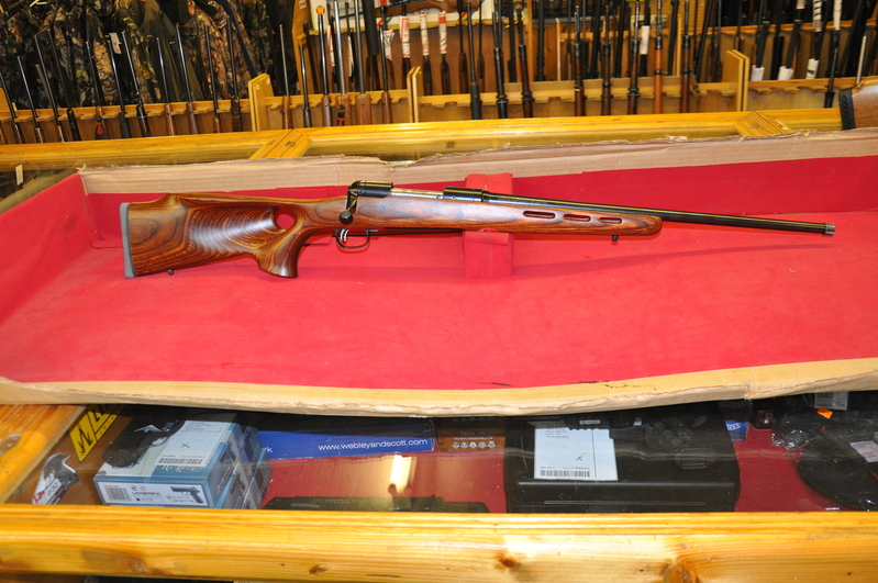 Savage Arms 11BTH Bolt Action .308  Rifles