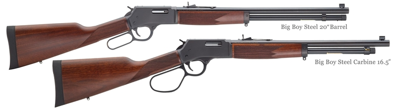 Henry Repeating Arms Co. H012C Lever action .45  Rifles