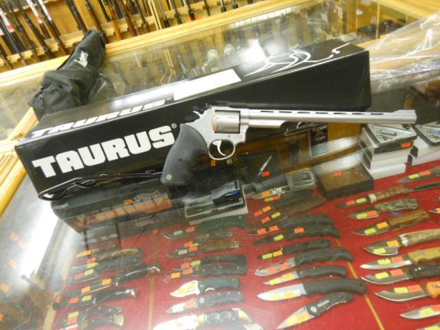 Taurus 66 .357 Long Barrel Pistol