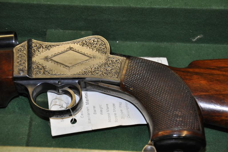 Parker Hale  Lever action   Rifles