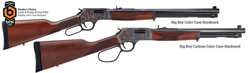 Henry Repeating Arms Co. H012CCC Lever action .45  Rifles