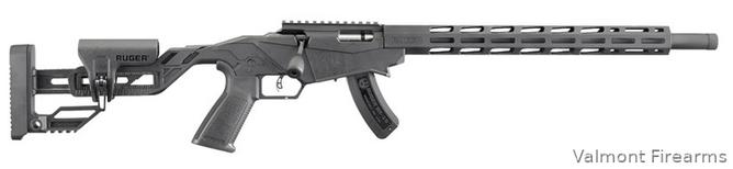 Ruger 8404 Bolt Action .22WMR  Rifles