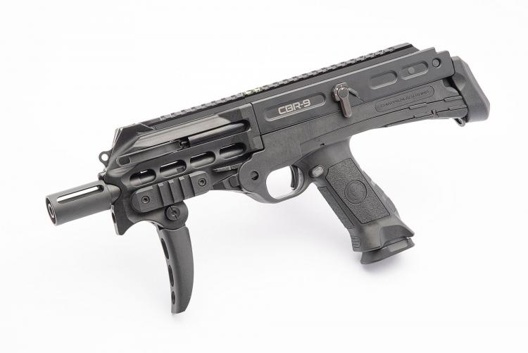 Chiappa Firearms Ltd CBR-9 Straight Pull 9 mm  Rifles