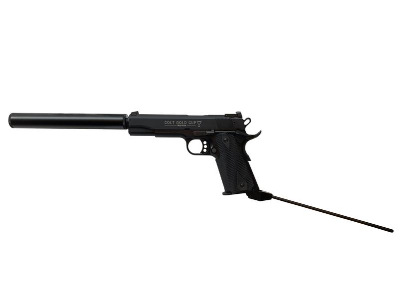 Walther 1911 .22  Long Barrel