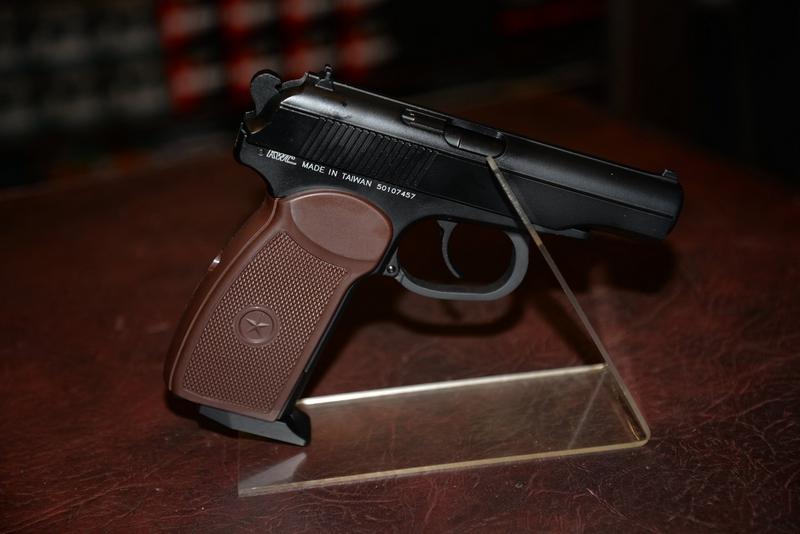 KWC Makarov .177 bb  Air Pistols