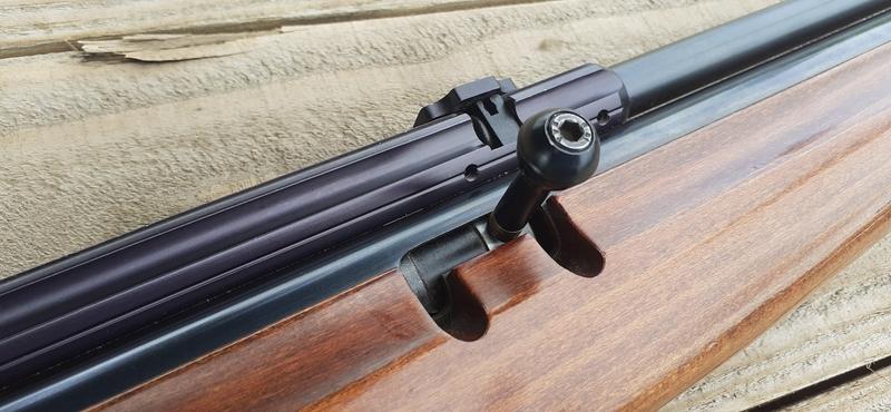 Webley / Webley & Scott Raider .22  Air Rifles