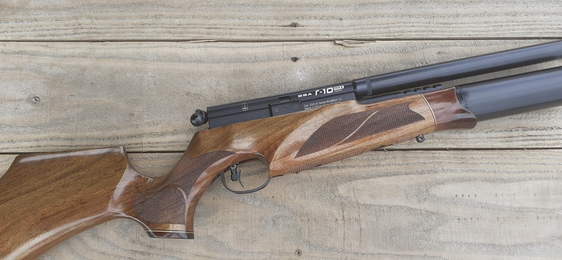 BSA R10 MK2 .22  Air Rifles