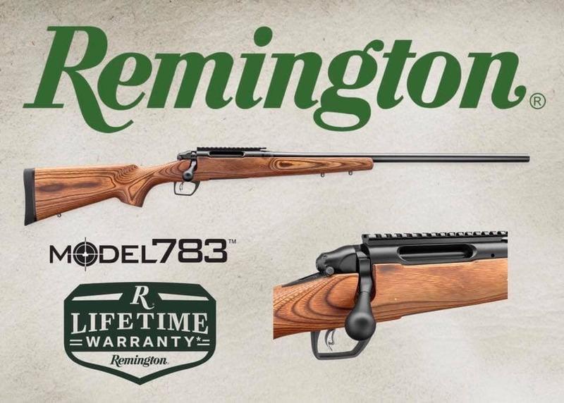 Remington 783 varmint Bolt Action .223  Rifles