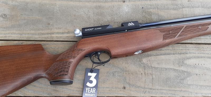 Air Arms S400 .177  Air Rifles
