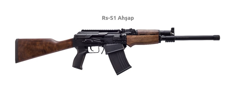 Armsan RS-S1 AK  undefined Semi-Auto