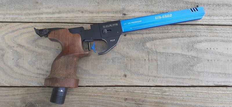 Air Arms Alpha Sport Pistol .177  Air Pistols