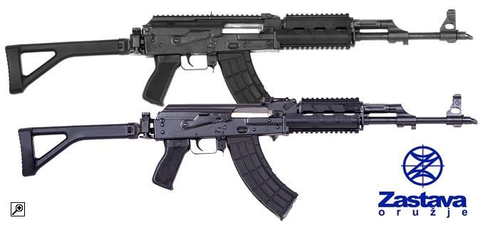 Zastava AK47 MO5E  Straight Pull 7.62 x 39  Rifles