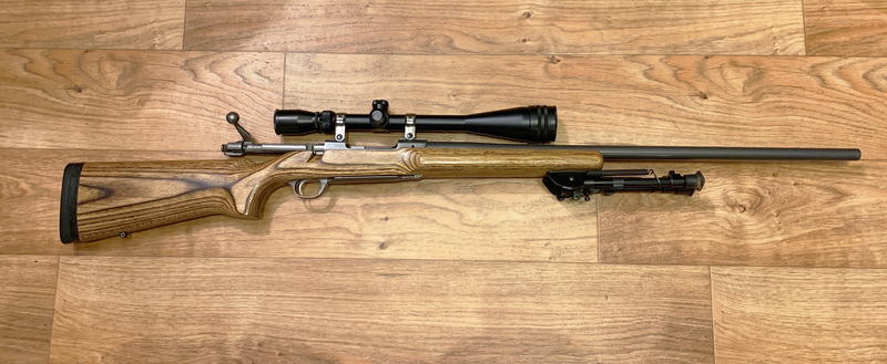 Ruger M77 MKII Bolt Action 25-06 Rem  Rifles