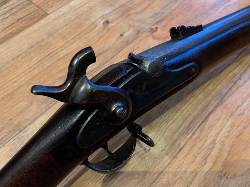 Muir Muir Musket  Single Shot .58  Rifles