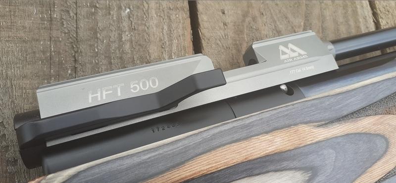 Air Arms HFT 500  Laminate .177  Air Rifles