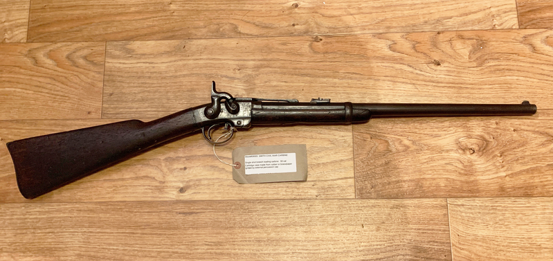 Smith Smith Carbine  Single Shot .50  Rifles