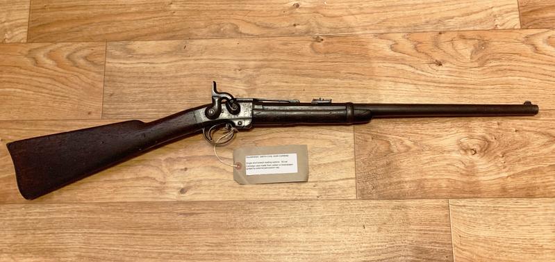 Smith Smith Carbine  Single Shot .50  Rifles