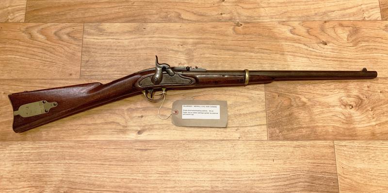 Merrill  Merrill Carbine  Single Shot .54  Rifles