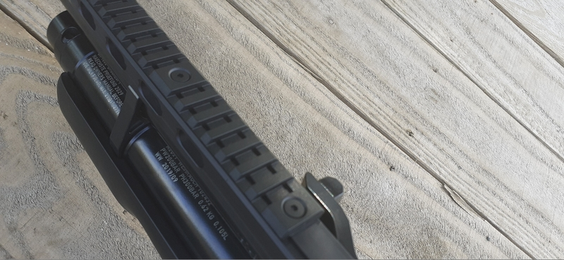 Weihrauch HW100 BPK .177  Air Rifles