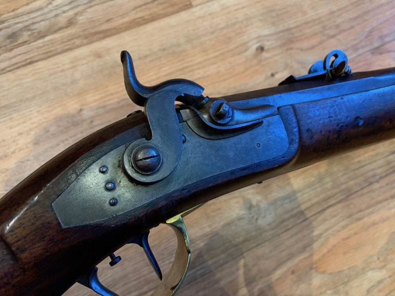 Swiss Made Swiss .64 Sniper Rifle  Single Shot   Rifles